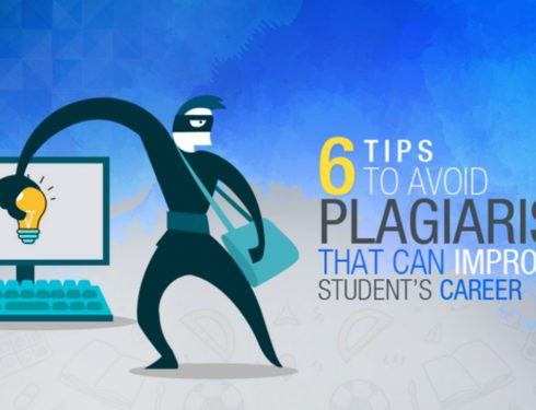 Six Tips to Fight Plagiarism and Improve Your Study Performance